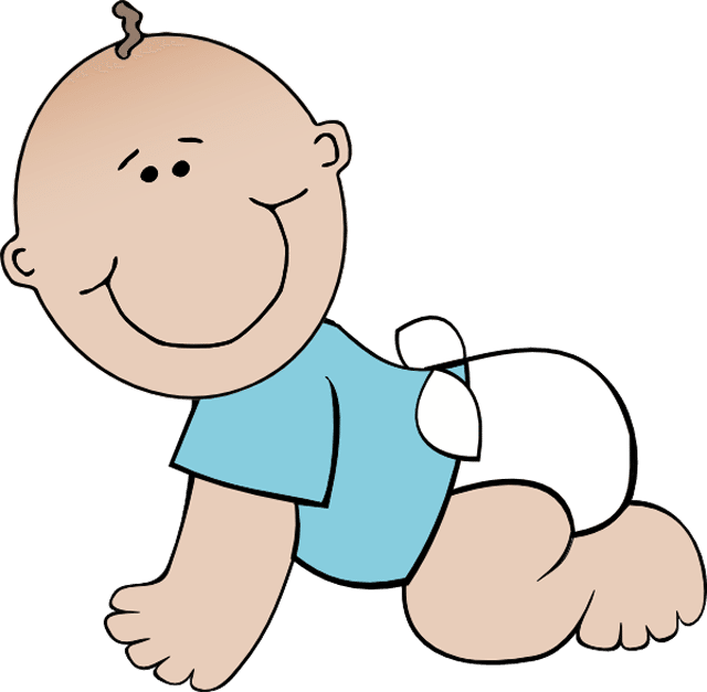 Baby boy free baby shower clip art