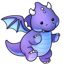 Cute dragons cartoon clip art images all dragon picture 2