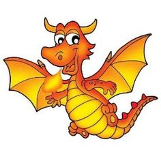 Cute dragons cartoon clip art images all dragon picture