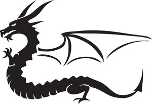 Images of dragon clipart free clipart