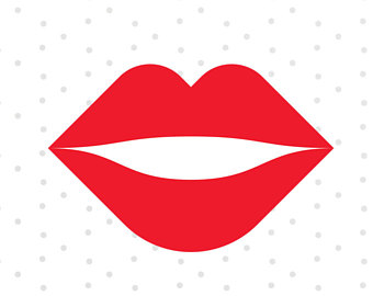 Lips clipart studio