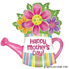 May day baskets clip art