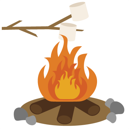 Marshmallow campfire clip art hostted wikiclipart clipartandscrap