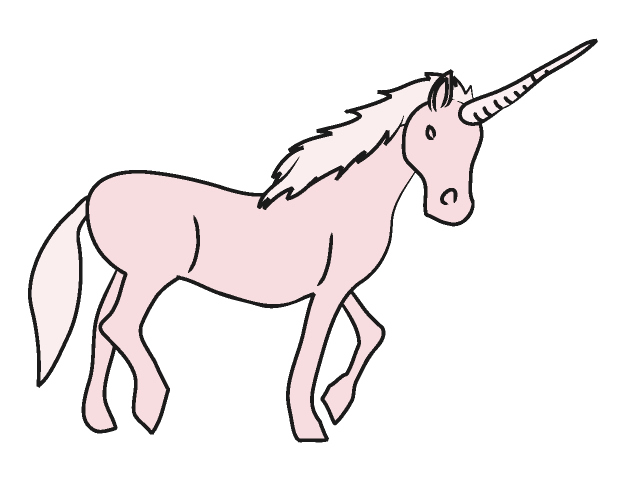 Unicorn clip art animal free download