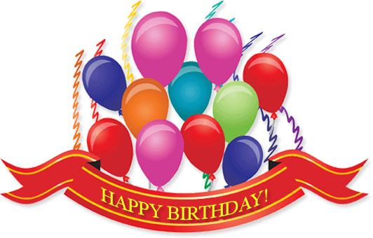 Free happy birthday clip art images the cliparts