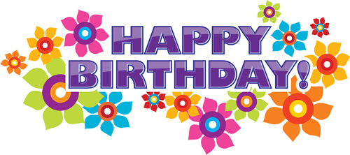 Happy birthday clip art free vector download free