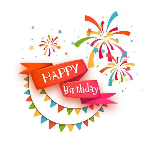 Happy birthday clipart images on 4