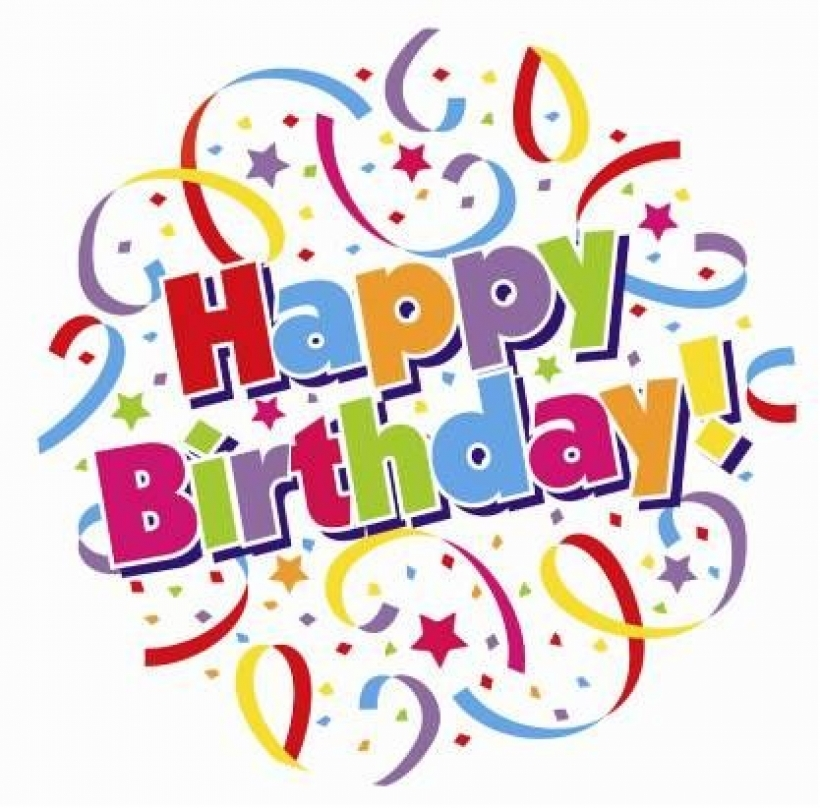 Happy birthday cliparts free download clip art