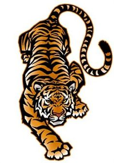 Image result for tiger clip art animal clip art