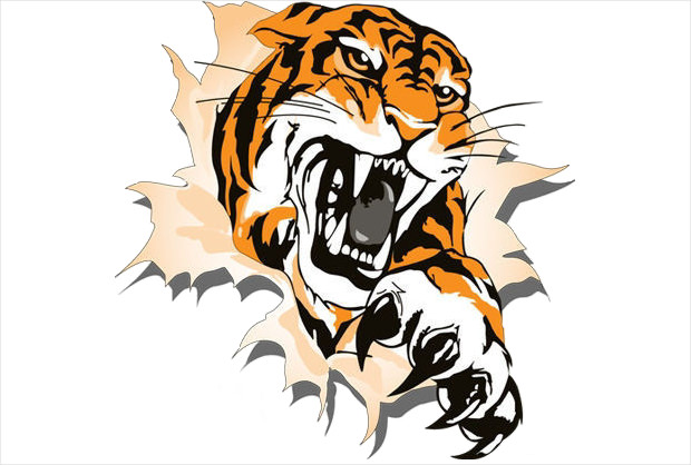Tiger clipart cliparts design trends premium psd vector clipartpost