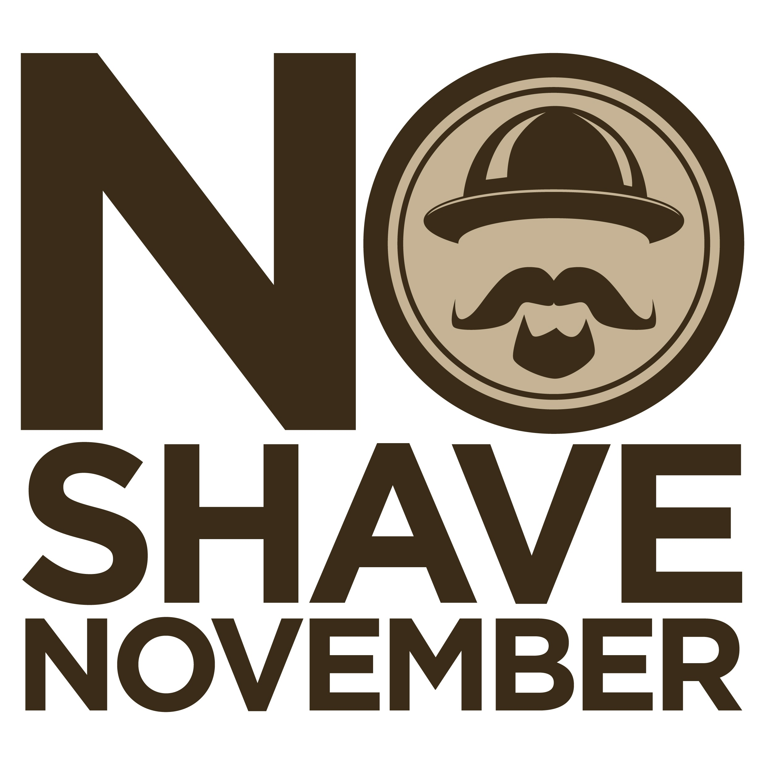 No shave november clipart clipground