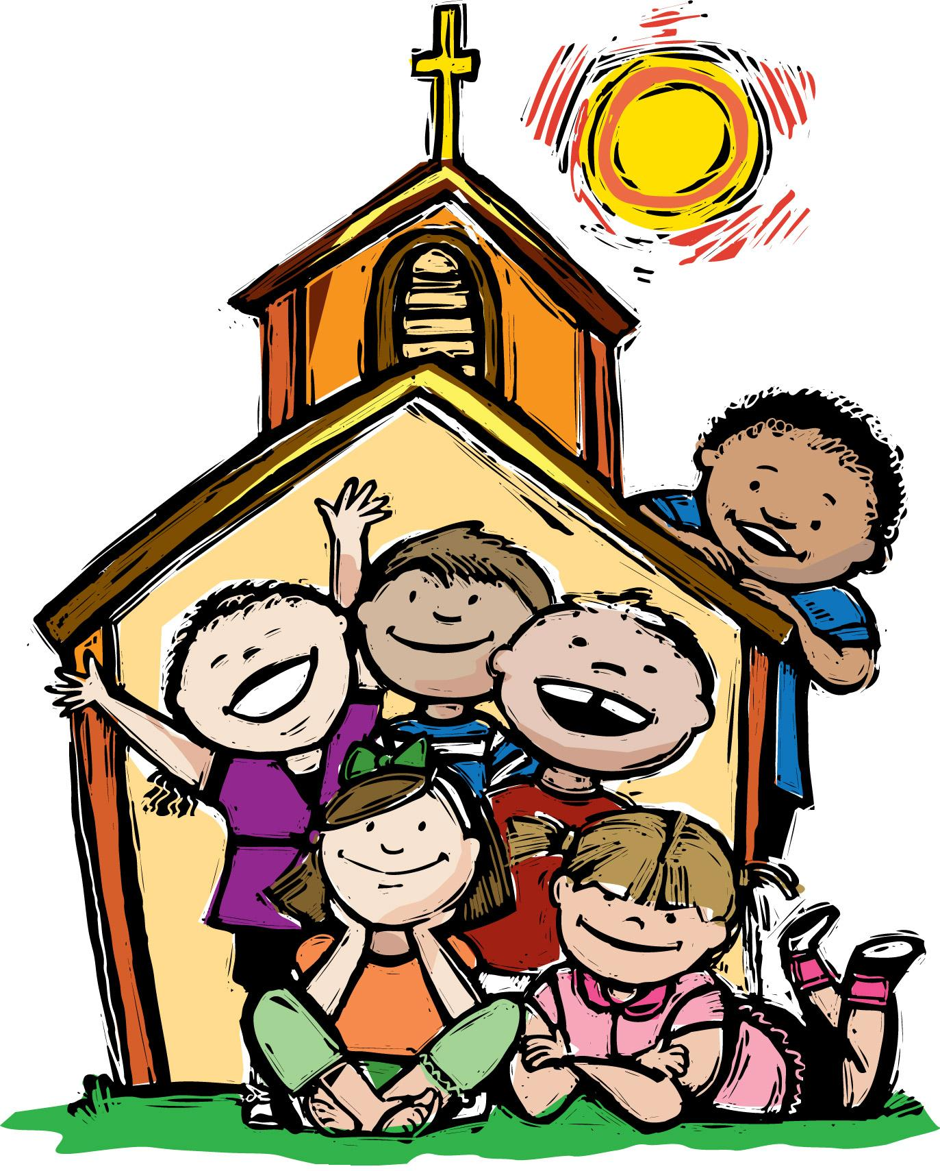 November church clipart