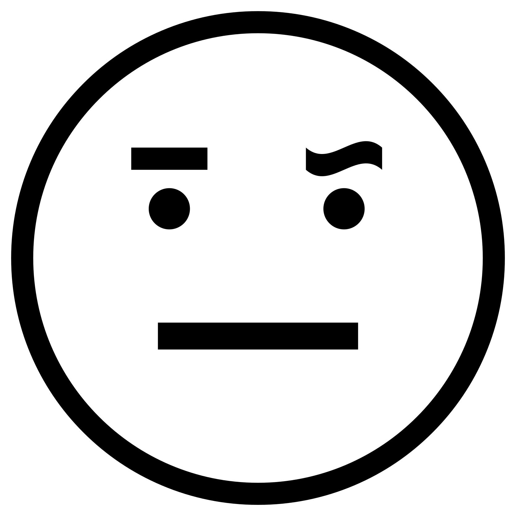 annoyed face Annoyed smiley face clipart design droide jpg