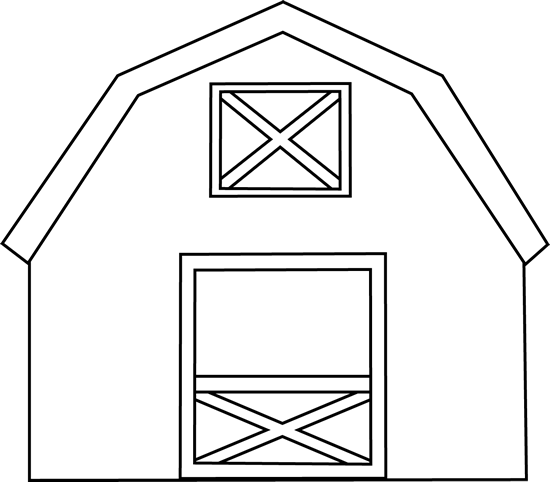 Barn outline cliparts free download clip art png