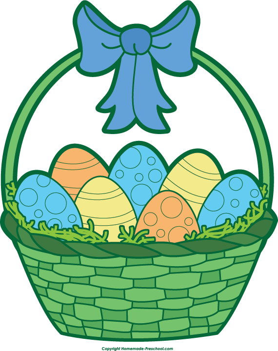 basket raffle T basket easter clip art 5 png