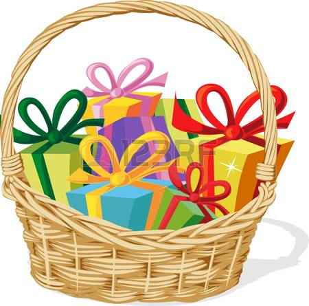 basket raffle T basket clipart preview full of gi hdclipartall jpg