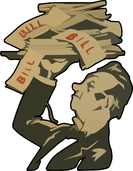 Bill cliparts png