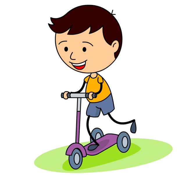 boy playing Free children clipart clip art pictures graphics illustrations jpg