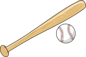 cartoon baseball bat Baseball clipart batting pencil and in color baseball jpg
