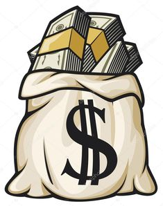 cartoon money Bag of money is a 2 song by maybach music group members rick jpg