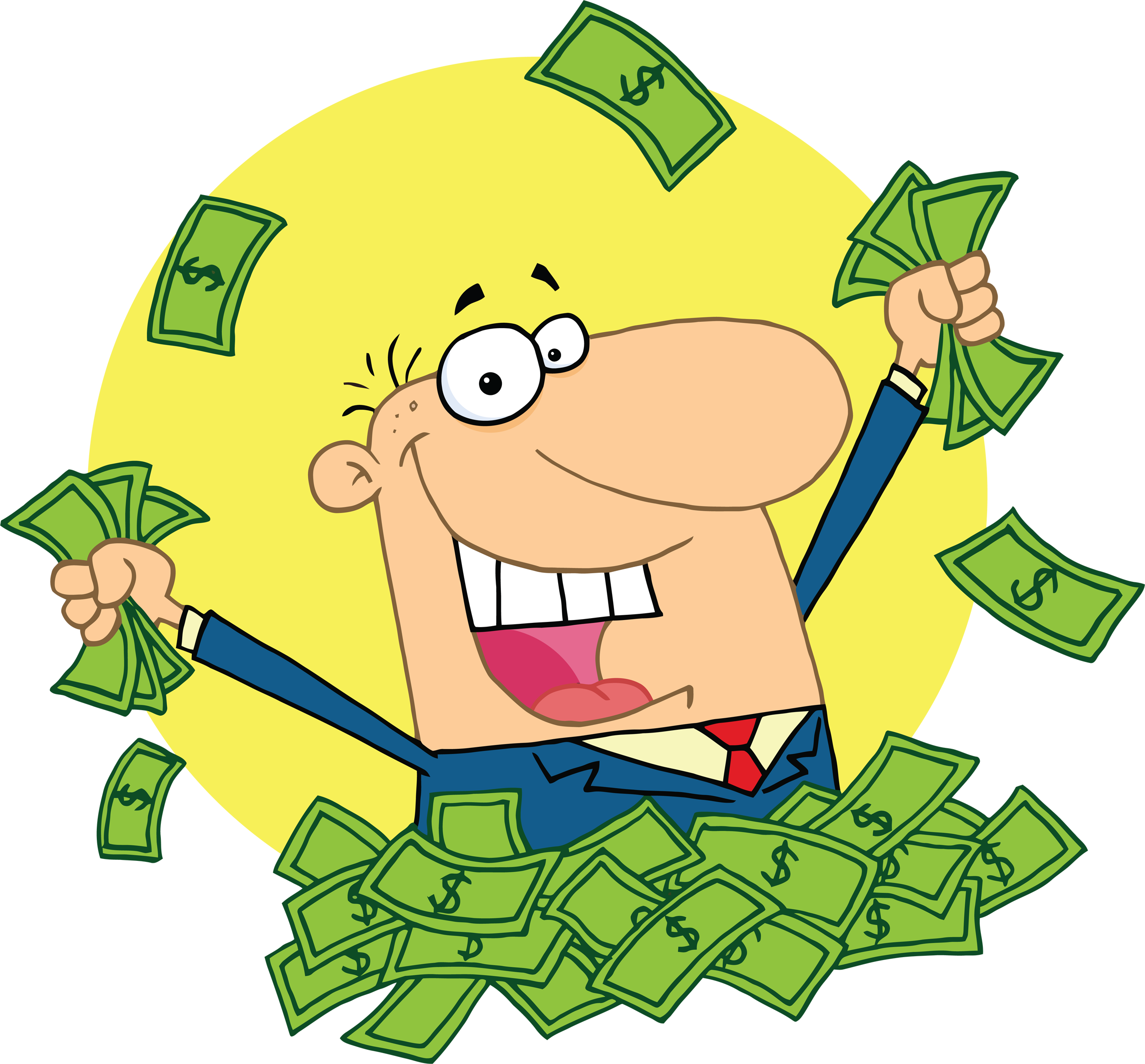 cartoon money Money clipart cartoon pencil and in color money png