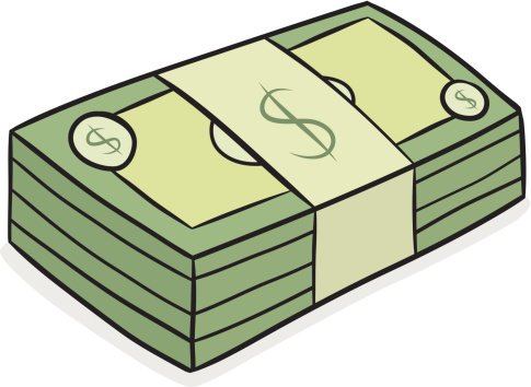 cartoon money Amazing money stack cartoon skiparty wallpaper jpg
