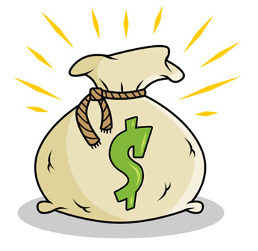 Pics of cartoon money free download clip art jpg