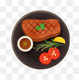 cartoon steak Steak cartoon vectors psd and icons for free download tree jpg