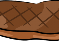 New cartoon steak kayak wallpaper png
