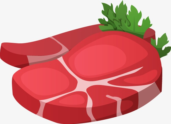 cartoon steak Cartoon meat meat steak and vector for free download jpg