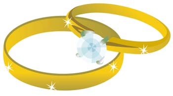 cartoon wedding ring Download wedding ring 4 vector free jpg
