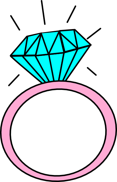 cartoon wedding ring Diamond ring maddie clip art at vector clip art png
