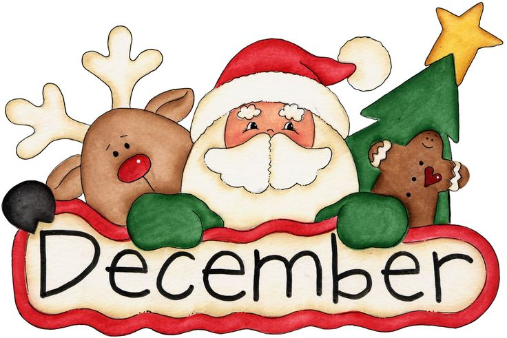 December holiday clip art jpg