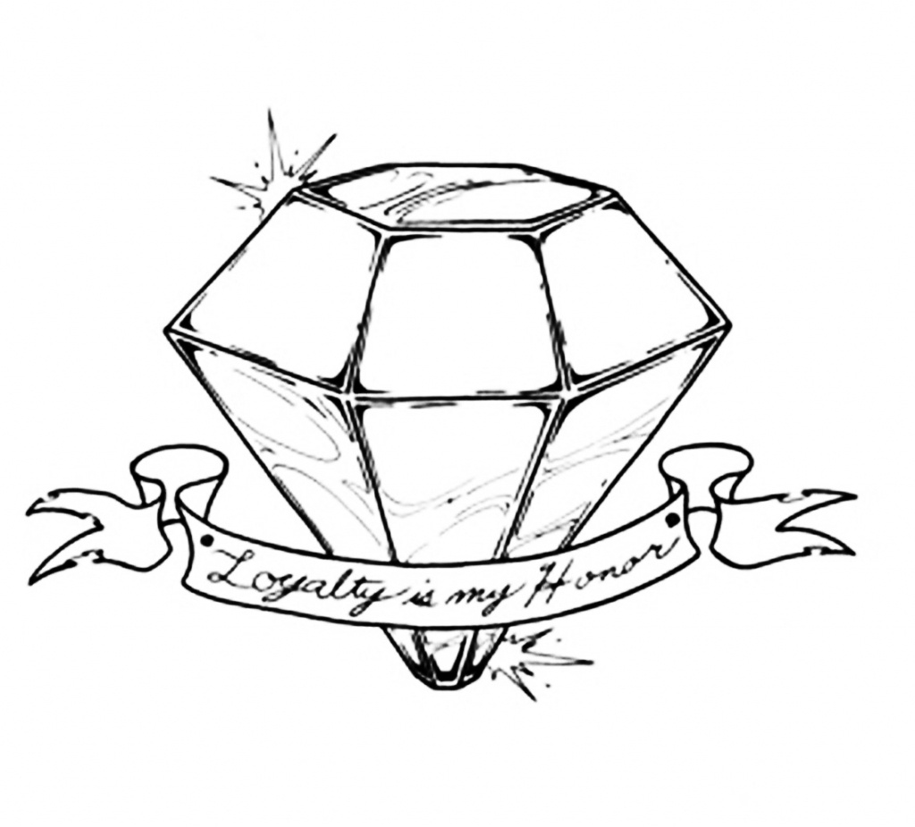 diamond drawing Diamond 3d drawing photo how to draw a jpg