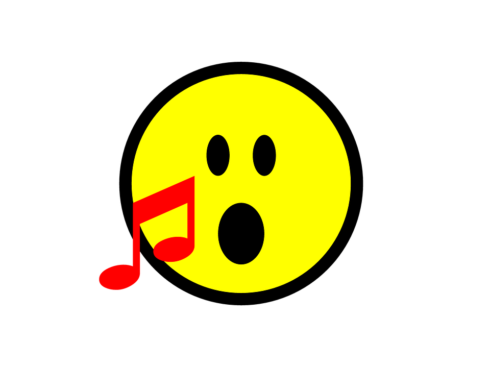 emoji transparent Free illustration emoji sing singing icon image on png