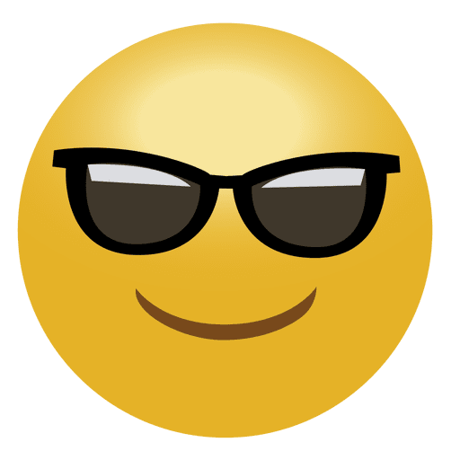 emoji transparent Cool emoji emoticon transparent  png