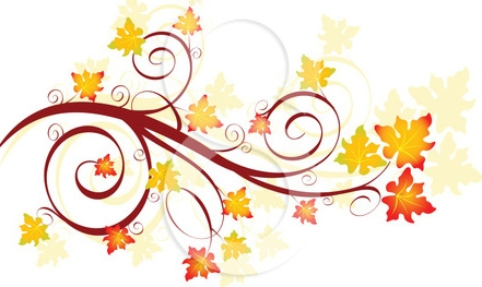 Free fall borders clipart download jpg