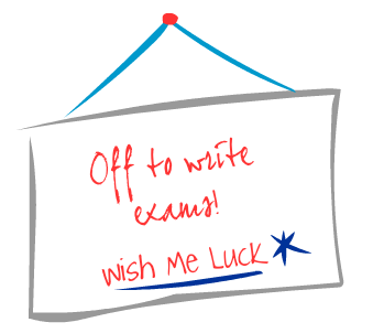 final exam Luck clipart exam time pencil and in color luck png