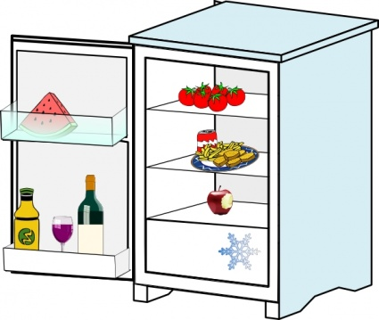 fridge Refrigerators clipart free download clip art jpg 2