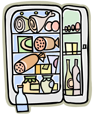 Cartoon fridge clipart 4 clipartpen jpg