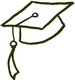 graduation drawings How to draw a graduation cap google search how and jpg 2