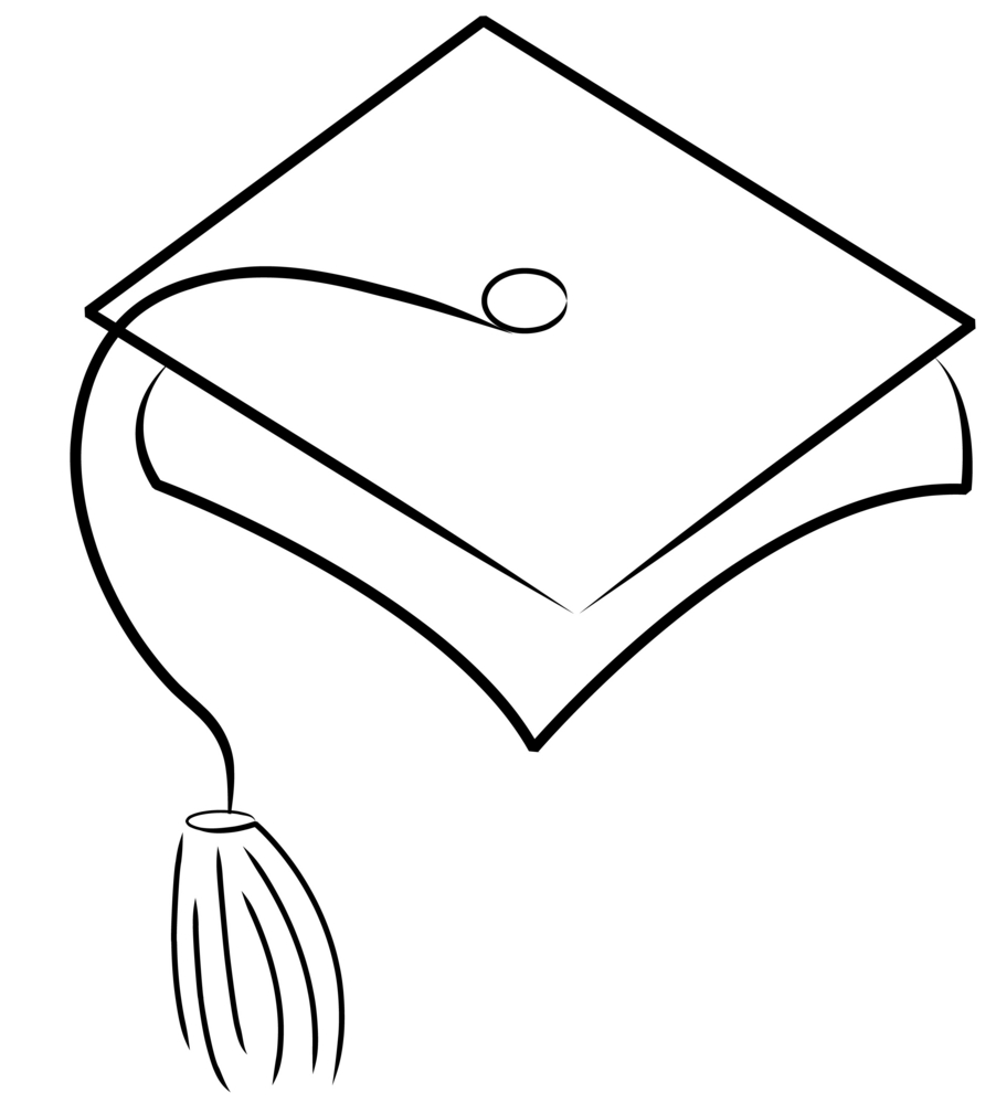 graduation drawings Graduation cap drawings free download clip art jpg
