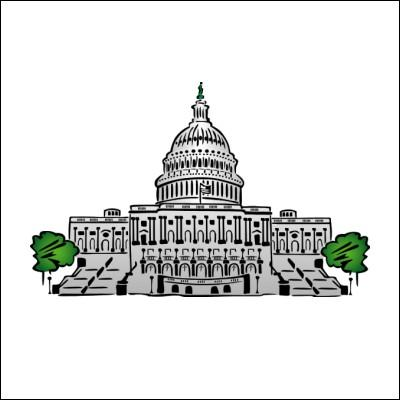 legislative branch Us congress clipart jpg