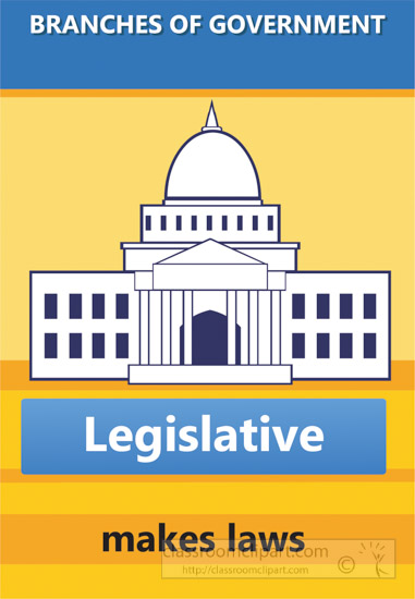 Government clipart legislative branch of american jpg