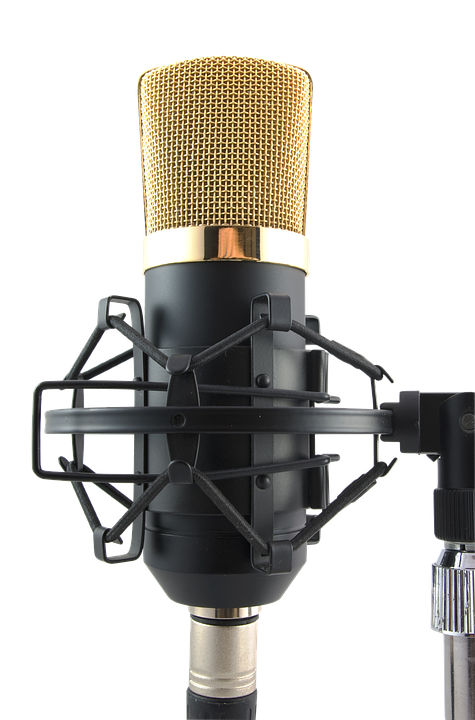 microphone transparent Free photo mic transparent microphone image on pixabay png