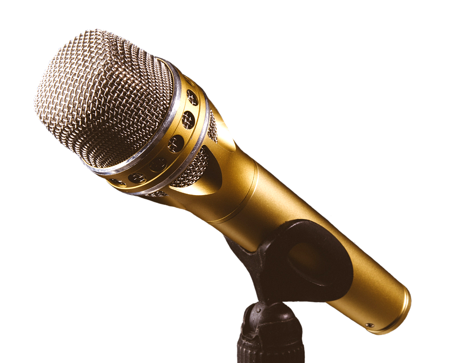 microphone transparent Free photo speech sing technology microphone talk music max pixel png