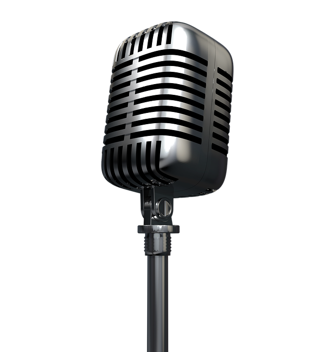 microphone transparent Free illustration microphone radio audio record image png