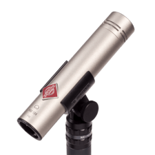 Neumann km microphone transparent stick png