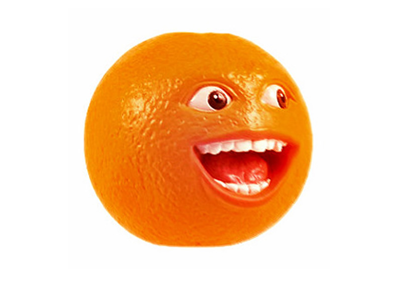 Annoying orange clipart jpg