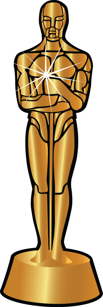 Oscar clipart actor award pencil and in color oscar png